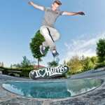 Lukas Kalteis - Kickflip Crossfoot (Pic of the Year)